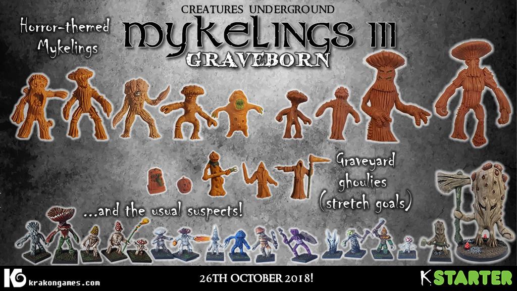 Mykelings Graveborn