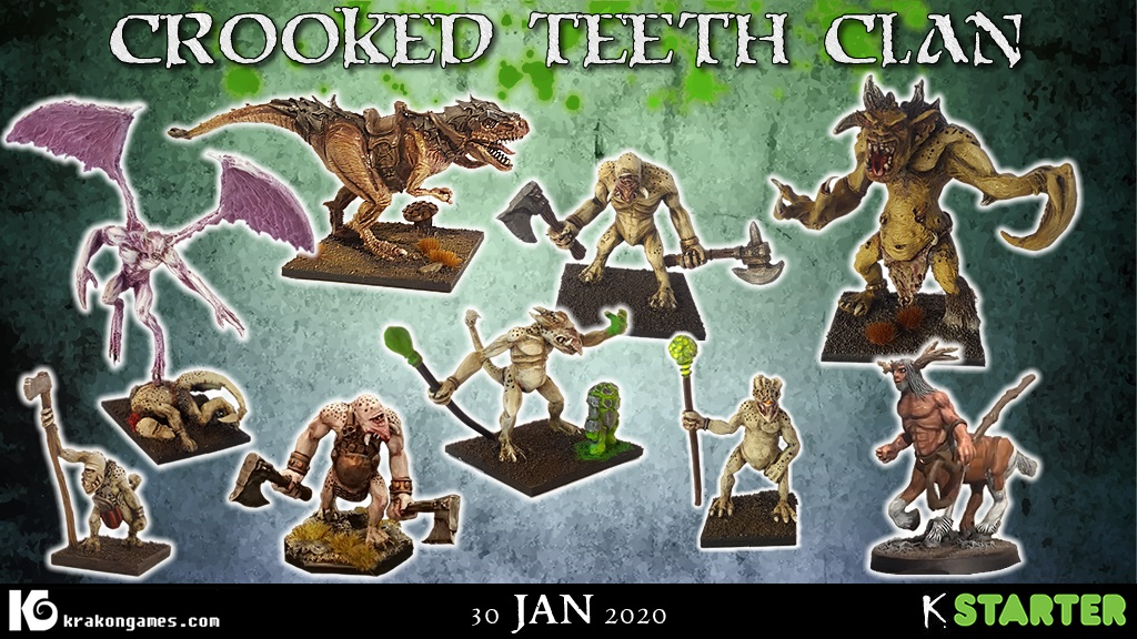 The Crooked Teeth Clan