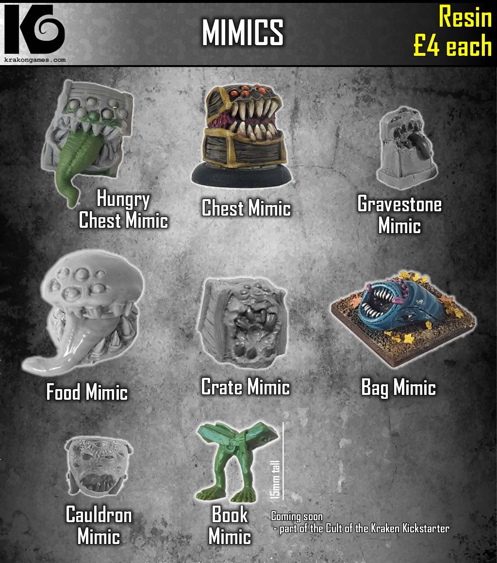 Mimics