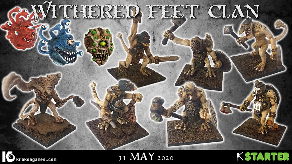 Withered Feet Clan