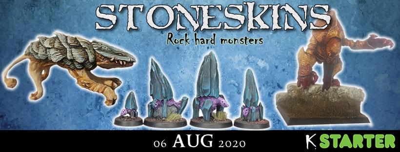 Stoneskins